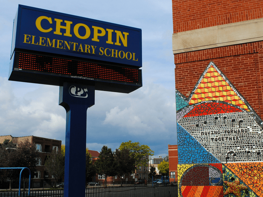 Frederic Chopin Elementary School