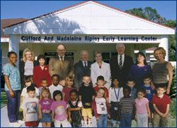 Clifford and Madeleine Ripley Early Learning Center
