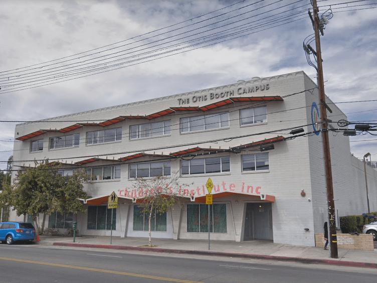 Otis Booth- Children's Institute, Inc