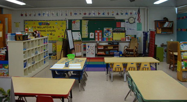 STEP Head Start/Lee Waid Pre/K Collaborative Classroom